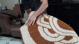 Homemade NZ Rug Binding and Edging