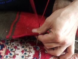 Rug Binding  carpet Edging & Over Locking The Rug Guru