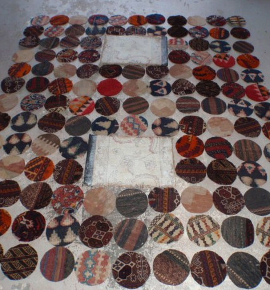 Patchwork rugs