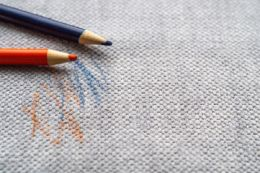 Pencils Stains