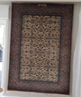 Rug Hanging on Wall3