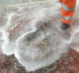 Oriental rug cleaning Rug Washing